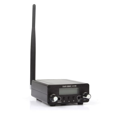 SainSonic AX-05B (CZH-05B) 76-108Mhz Long Range Dual Mode Stereo Broadcast FM Radio Transmitter FCC Granted